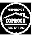 Miembro de Corproch: 1592